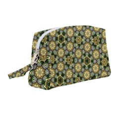 Pattern Background Texture Design Wristlet Pouch Bag (medium)