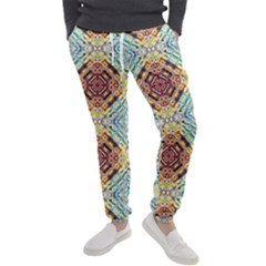 Pattern Men s Jogger Sweatpants by Sobalvarro