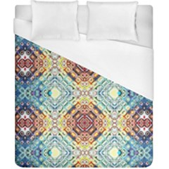 Pattern Duvet Cover (california King Size) by Sobalvarro