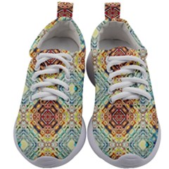 Pattern Kids Athletic Shoes by Sobalvarro