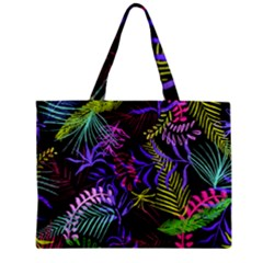 Leaves  Mini Tote Bag by Sobalvarro