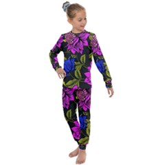 Botany  Kids  Long Sleeve Set  by Sobalvarro