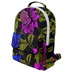 Botany  Flap Pocket Backpack (small) by Sobalvarro