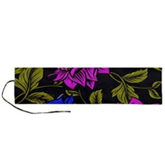 Botany  Roll Up Canvas Pencil Holder (l) by Sobalvarro