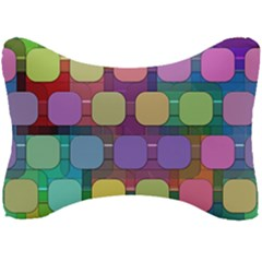 Pattern  Seat Head Rest Cushion by Sobalvarro