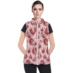 Abstract  Women s Puffer Vest by Sobalvarro