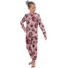 Abstract  Kids  Long Sleeve Set  by Sobalvarro