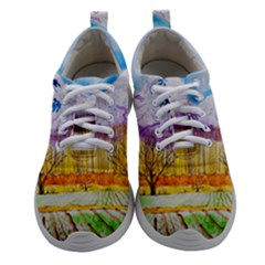 Mendoza Argentina Field Nature Women Athletic Shoes