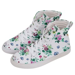 Leaves Men s Hi-top Skate Sneakers by Sobalvarro