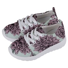 Flowers Kids  Lightweight Sports Shoes by Sobalvarro