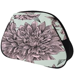 Flowers Full Print Accessory Pouch (big) by Sobalvarro
