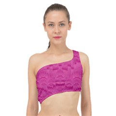 Love To One Color To Love Spliced Up Bikini Top