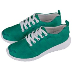 Love To One Color To Love Green Men s Lightweight Sports Shoes by pepitasart