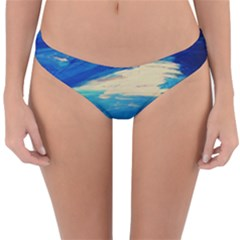 Skydiving 1 1 Reversible Hipster Bikini Bottoms by bestdesignintheworld