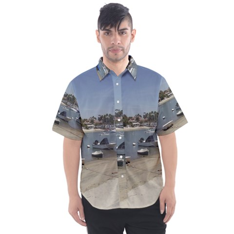 Balboa 1 3 Men s Short Sleeve Shirt by bestdesignintheworld