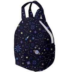 Starry Night  Space Constellations  Stars  Galaxy  Universe Graphic  Illustration Travel Backpacks
