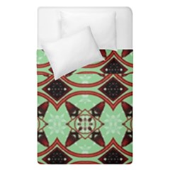 Christmas Pattern Duvet Cover Double Side (single Size) by Vaneshart