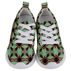 Christmas Pattern Kids  Lightweight Sports Shoes