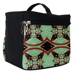 Christmas Pattern Make Up Travel Bag (small)