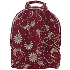 Floral Pattern Background Mini Full Print Backpack