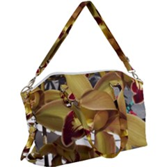 Orchids  1 1 Canvas Crossbody Bag
