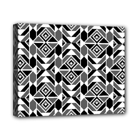 Graphic Design Decoration Abstract Seamless Pattern Canvas 10  X 8  (stretched)