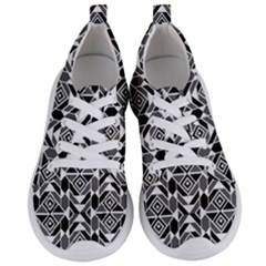 Graphic Design Decoration Abstract Seamless Pattern Women s Lightweight Sports Shoes