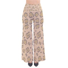 Leopard Print So Vintage Palazzo Pants by Sobalvarro
