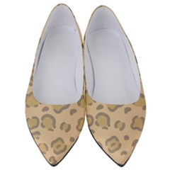 Leopard Print Women s Low Heels by Sobalvarro