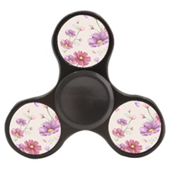 Vector Hand Drawn Cosmos Flower Pattern Finger Spinner by Sobalvarro
