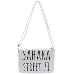 Sahara Street 71 Double Gusset Crossbody Bag