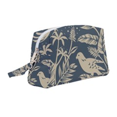 Birds Nature Design Wristlet Pouch Bag (medium) by Vaneshart