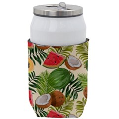Tropical Pattern Background Can Holder