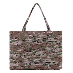 Fabric Camo Protective Medium Tote Bag