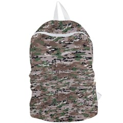 Fabric Camo Protective Foldable Lightweight Backpack