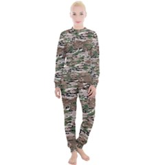 Fabric Camo Protective Women s Lounge Set
