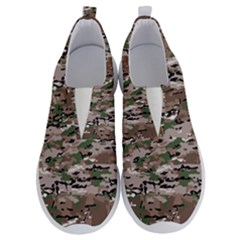 Fabric Camo Protective No Lace Lightweight Shoes