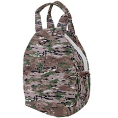 Fabric Camo Protective Travel Backpacks
