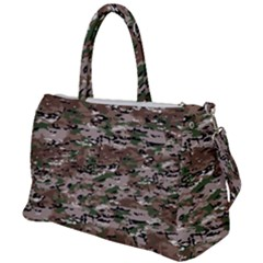 Fabric Camo Protective Duffel Travel Bag