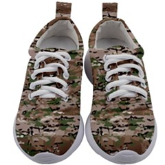 Fabric Camo Protective Kids Athletic Shoes