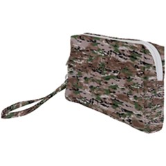 Fabric Camo Protective Wristlet Pouch Bag (small)