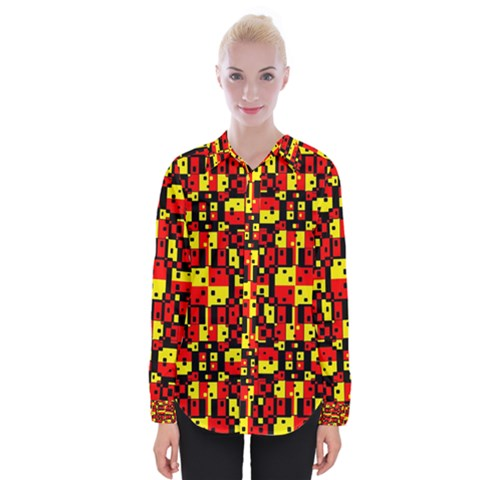 Rby 56 Womens Long Sleeve Shirt by ArtworkByPatrick