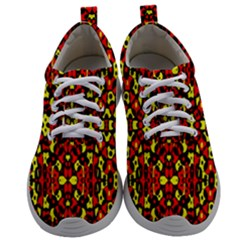Rby 57 Mens Athletic Shoes by ArtworkByPatrick