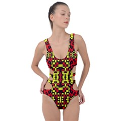 Rby 59 Side Cut Out Swimsuit