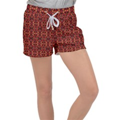 Rby 60 Women s Velour Lounge Shorts by ArtworkByPatrick