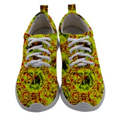 Cut Glass Beads Women Athletic Shoes by essentialimage