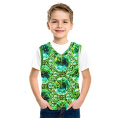 Cut Glass Beads Kids  Sportswear by essentialimage