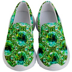 Cut Glass Beads Kids  Lightweight Slip Ons by essentialimage