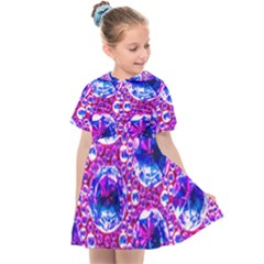 Cut Glass Beads Kids  Sailor Dress by essentialimage