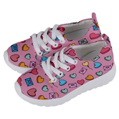 Candy Pattern Kids  Lightweight Sports Shoes by Sobalvarro